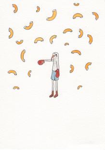 Raining Macaroni Champion of the World