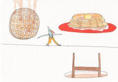 Oh Crap Oh Crap Oh Crap I Want Pancakes AND Waffles