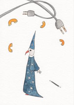 Macaroni Wizard = TRUTH