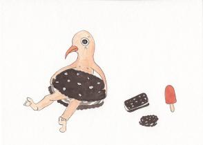 Keep Cool, Baby Bird