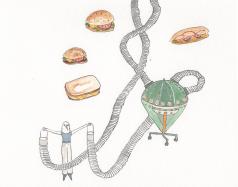 Sandwich Machine